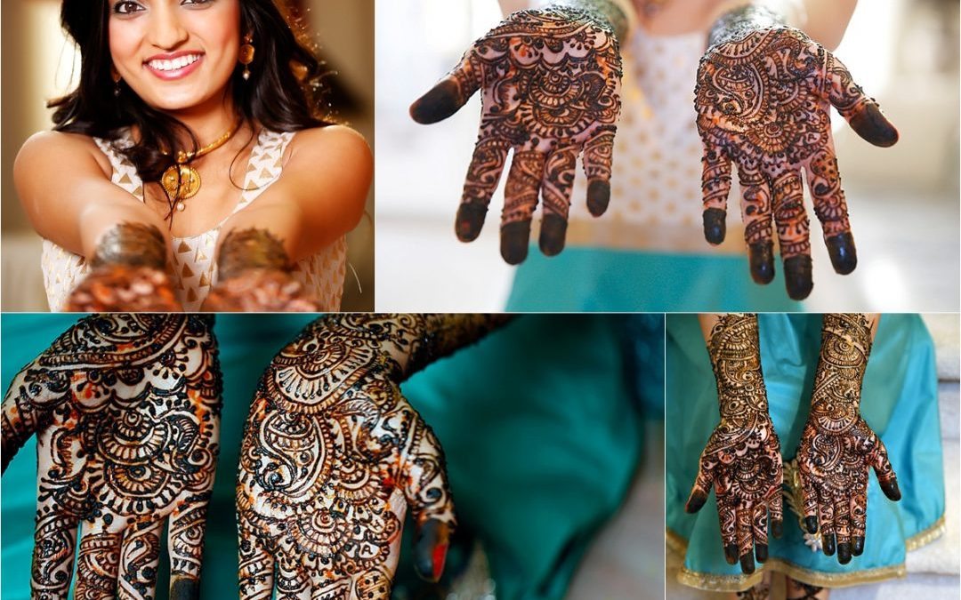 Virginia Beach Indian Wedding Photographer | Sneak Preview:  |Monal and Ishan's Mendhi!