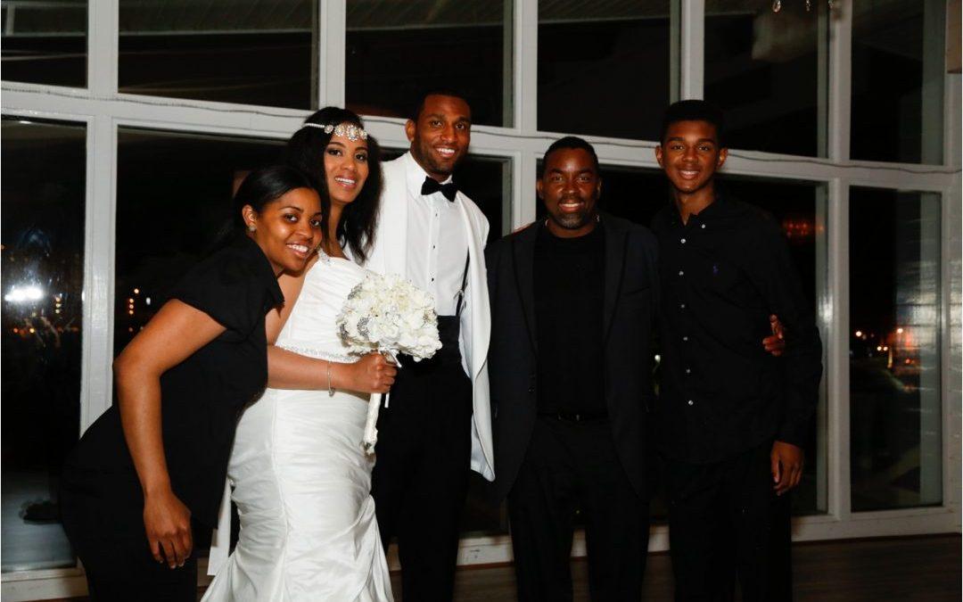 Virginia Beach Wedding Photographer | The Water Table | Kimberly and Rodney's Amazing Wedding!