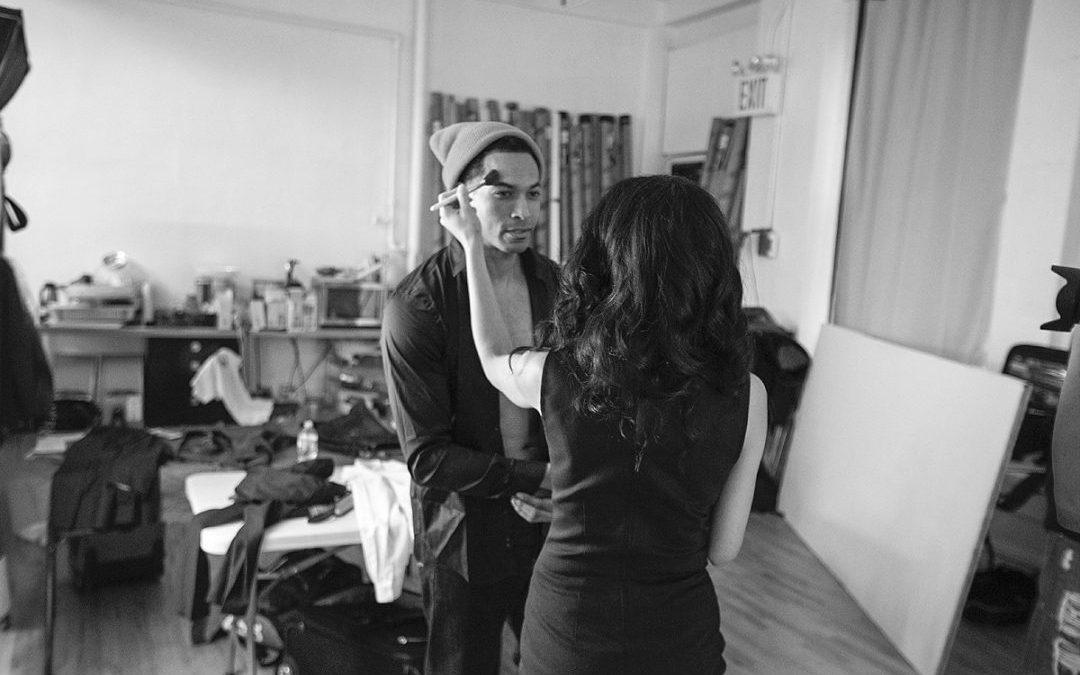 New York City Photographer Keith Cephus | Celebrity Photo Shoot With Actor Jabari Gray and Emmy Award Winner Actress Mari White