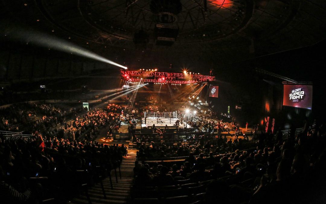 Glory 19 Kickboxing Championships | Spartyka Events | Mike Tyson