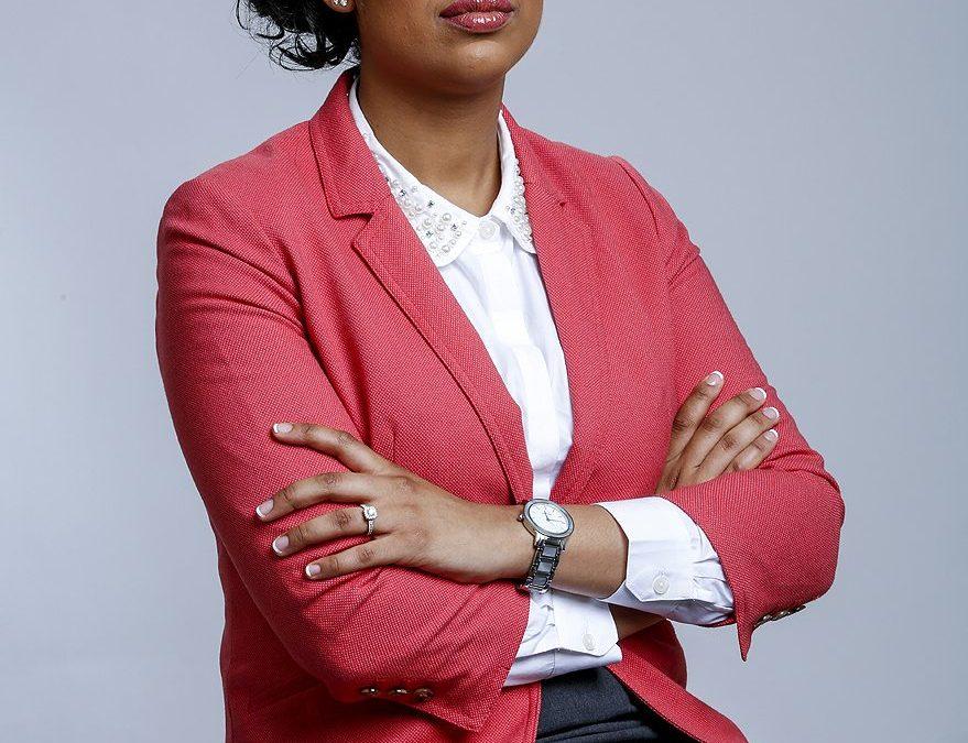 Virginia Beach Portrait Photographer | Civic Leader Lesley Francisco's Marketing and Branding Portraits