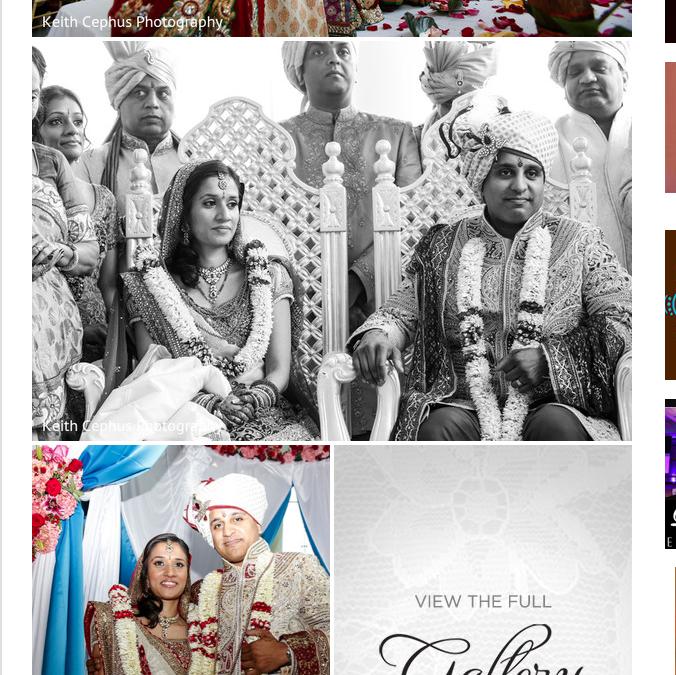 Virginia Beach Indian Wedding Photographer | Neha and Nikesh's Wedding Featured in Maharani Weddings!