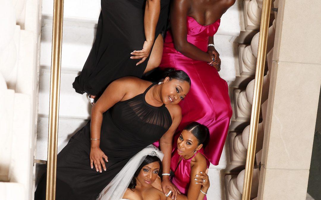 Chrysler Museum of Art Wedding Photographer | Sneak Preview:  Gwynet and Darryl's Wedding!